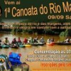 Sentinelas do Rio Mogi Guaçu promovem a 1ª Canoata do Rio Manso em Itapira-SP