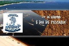 3 Torneio de Pesca Esportiva Amigos do Taruma - Manaus-AM