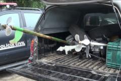 Acao conjunta combate pesca ilegal durante operacao em Vitoria-ES 2