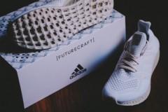 Adidas produz primeiro tenis feito com redes de pesca em impressora 3D 3