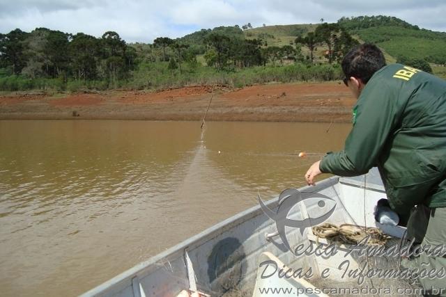 Apreensoa na usina hidreletrca da represa da Foz no Parana 5