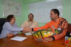 Associacao de pesca esportiva homenageia IPAAM em Manaus-AM 3