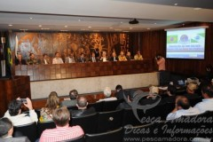 Audiencia publica debateu sobre a Pesca Esportiva no Rio Iguacu no PR