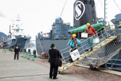 Baleeiros Japoneses abatem 333 baleias sendo 230 baleias femeas gravidas