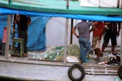 Barco e apreendido com mais de uma tonelada de tucunares em Barcelos-AM 2