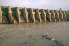 Barragem da Usina Hidreletrica Chapeco-SC