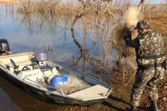 Batalhao Ambiental Combate a Pesca Predatoria nos rios de Goias 3