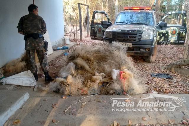 Batalhao Ambiental Combate a Pesca Predatoria nos rios de Goias 4