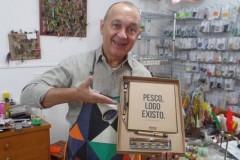 Betinho Oliveira Presidente da Fepesca-SP