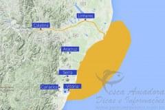 Biologo estima que onda de lama do Rio Doce atinja 10 Mil km de litoral no ES