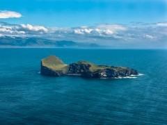 Casa mais isolada do mundo fica em uma ilha na Islandia 2