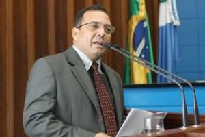 Cesar Moura superintendente de pesca no MS