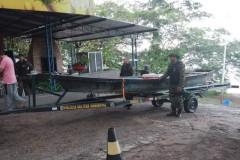 Cipa promove acao de combate a pesca predatoria no Rio Branco em RR