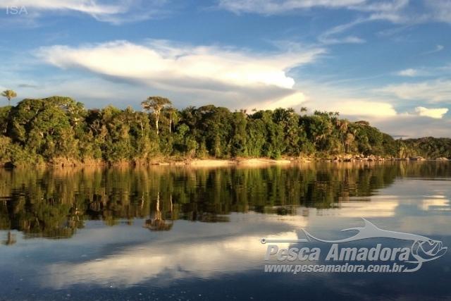 Circuito de turismo em Santa Izabel do Rio Negro (AM) sera gerido por indigenas