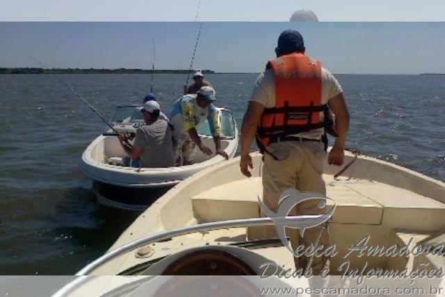 Combate a pesca ilegal em Corrientes-AR