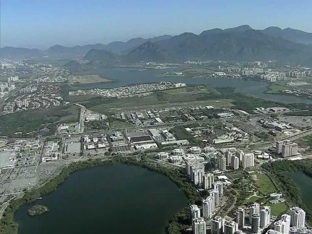 Complexo de lagoas do Rio de Janeiro