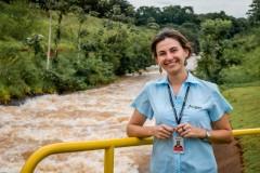 Curimba volta ao canal da piracema em Itaipu apos 6 anos 2