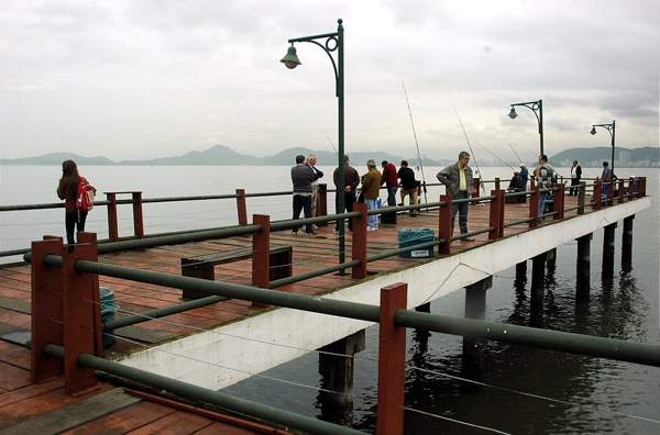 Deck de Santos-SP