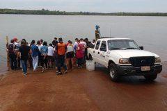 divisao-de-reservatorio-de-itaipu-faz-soltura-de-peixes-em-missal-pr