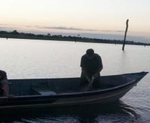 Dois são presos em flagrante praticando pesca predatoria no MS (Foto: PMA - MS)