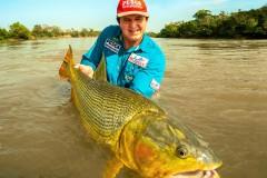 Dourado - Pesque e Solte no MT