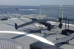 Drone Tekever AR3 sera usado para patrulhar o mediterraneo contra a pesca ilegal