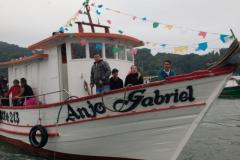 Embarcacao desaparece com sete pessoas a bordo em Bertioga-SP