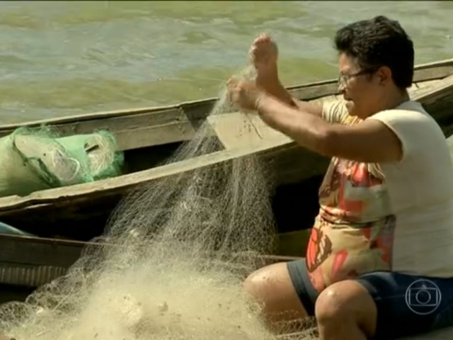 Falsos pescadores de Caninde-CE