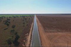 Fazenda constroi canal para desviar agua causando danos ao Rio Araguaia em Goias 3