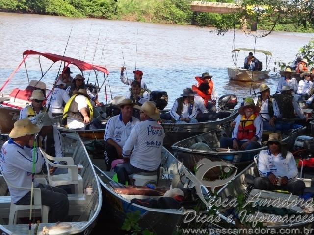 Festival de pesca de Cacoal-RO