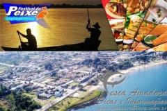 Festival do peixe em Lagoa da Prata-MG