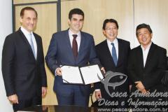 Fiesp e anepe firmam acordo com MPA sobre a pesca esportiva no Brasil