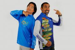 Fish TV apresenta camisetas licenciadas para pesca esportiva 2
