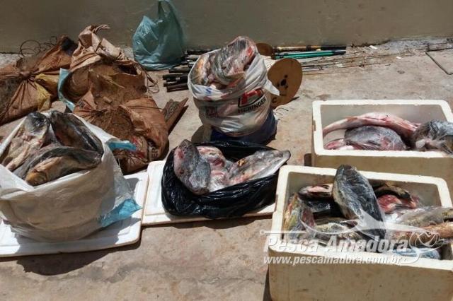 forca-verde-apreende-480-metros-de-redes-e-111-kg-de-pescado-no-rio-paranapanema-no-pr-4