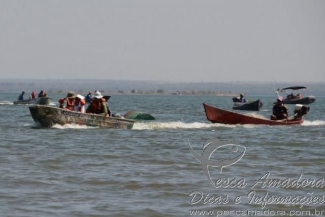 Forca tarefa combate pesca predatoria no Lago de Palmas-TO 6