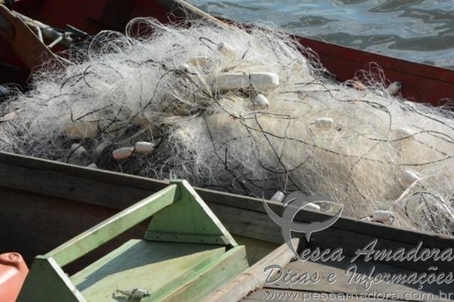 Forca tarefa combate pesca predatoria no Lago de Palmas-TO
