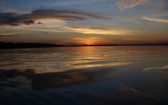 Foz do Rio Marie no Rio Negro