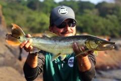 Giovani Papa abre a nova temporada de Ases da Pesca na FishTv