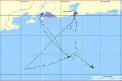 Ibama multa 32 barcos de frota atuneira que ameaca boto-cinza na Baia de Sepetiba-RJ 2