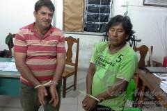 Ibama prende indio e madeireiro por desmatamento no Para