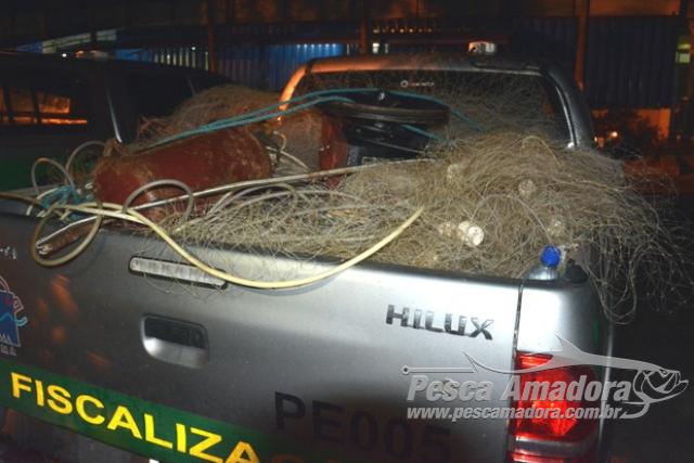 Ibama prende quatro e apreende cerca de 80 kg de lagosta em Pernambuco