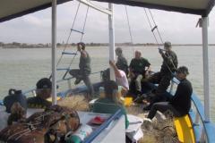 Ibama recolhe 12 redes de pesca e 3 tartarugas mortas na Foz do Rio Itapemirim-ES 4
