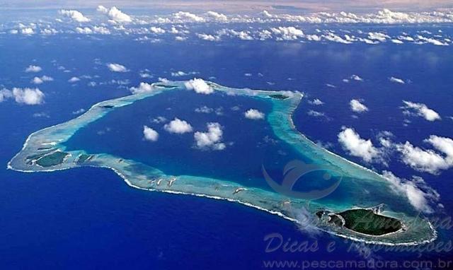 Ilhas Remotas do Pacifico