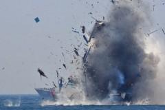 Indonesia afunda mais 27 barcos por praticarem pesca ilegal no pais 2