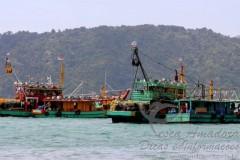 Indonesia declara ter afundado mais 34 barcos usados na pesca ilegal 2