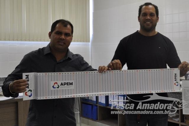 Ipem-AM certifica primeira medicao padrao do Brasil para o uso na Pesca esportiva 2