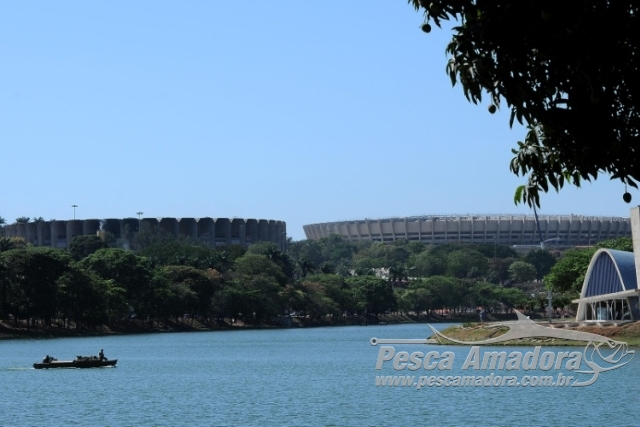 Lagoa da Pampulha - Belo Horizonte-MG 2