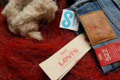 Levis lanca colecao de jeans feitos a partir de redes de pesca