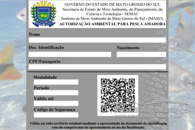 Licenca Ambiental do estado do Mato Grosso do Sul