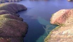 Mancha no rio sao francisco preocupa populacao em AL